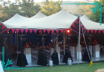 Hiring Tents & Chairs