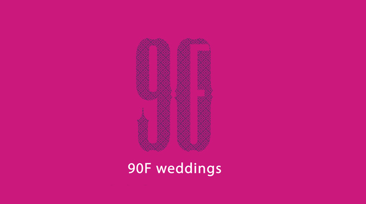90F Weddings